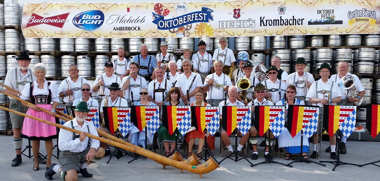 Hafenkapelle - German festival music, American big band, dance music in Cape Coral, Florida