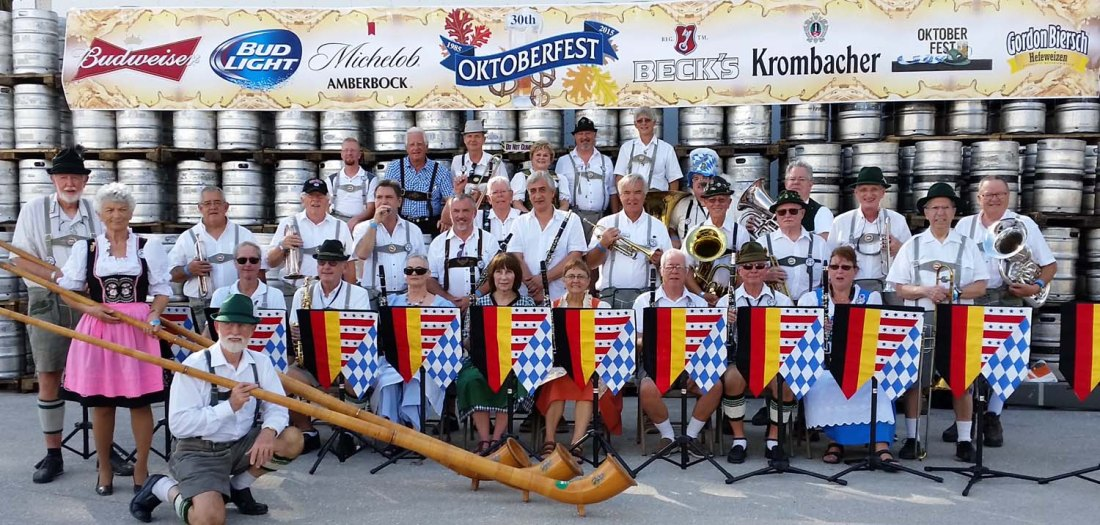 Hafenkapelle - German festival music, American big band, dance music in Cape Coral, Florida